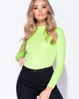 Body Neon Green