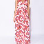 Maxi šaty Floral Jean