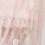 Ružové šaty Pink Lace