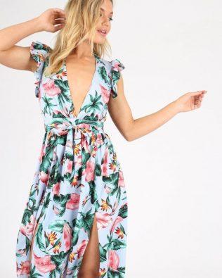 Letné šaty Exotic