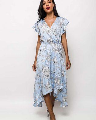 Šaty Asymetric