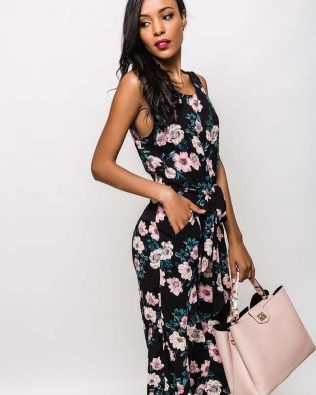 Maxi overal Flowers