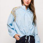 Košeľa Baby blue