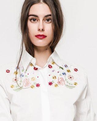 Košeľa Flowers