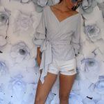 Riflové kraťasy White