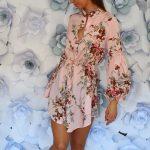 Košeľové šaty Satin