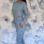 Tepláková súprava Baby blue