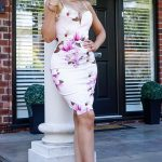 Šaty Camisole Pink