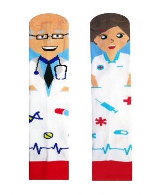 Doktor a sestrička